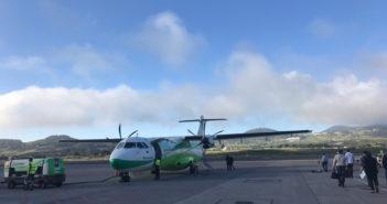 Холодный фронт повлиял сегодня на работу аэропортов Тенерифе