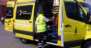 Мотоциклист тяжело ранен в результате аварии на Тенерифе