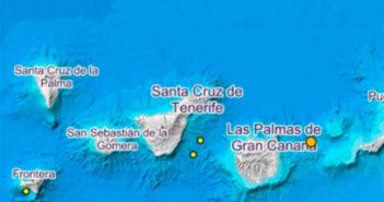 Пять землетрясений на островах архипелага за прошедшие выходные