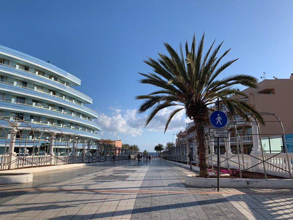 Тенерифе: в феврале на острове возросло количество туристов
