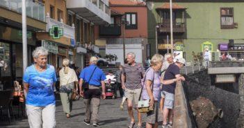 Туризм продолжает падать на Канарских островах в этом году