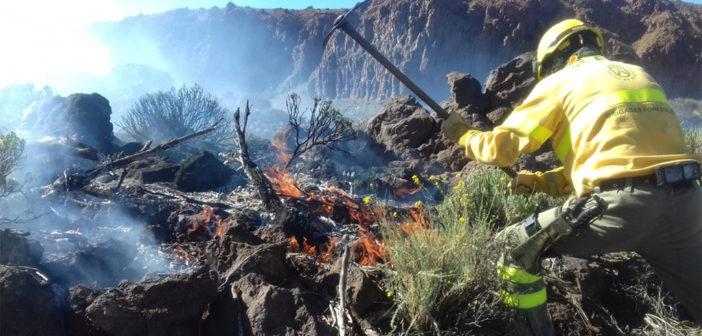 Тенерифе будет иметь систему раннего обнаружения пожаров