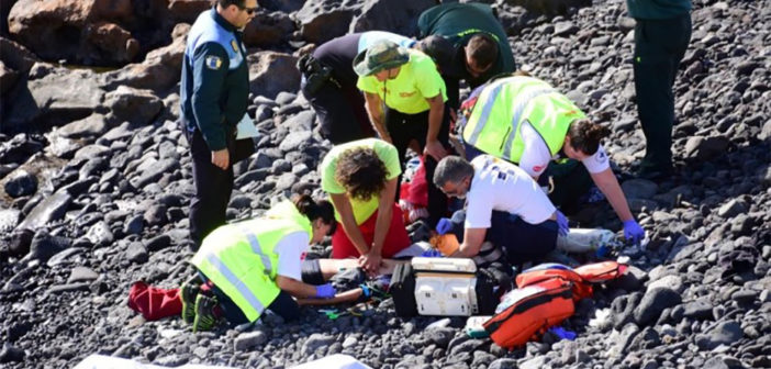 Семеро утонувших мигрантов на Lanzarote - задержан хозяин лодки