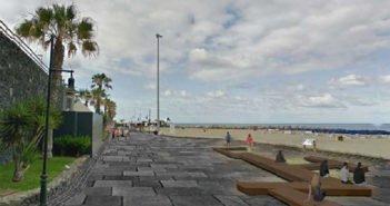 Los Cristianos: paseo de Las Vistas обретёт новый облик
