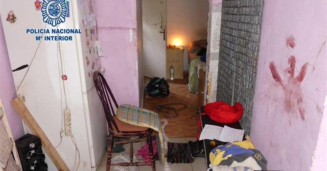 Задержан на Тенерифе за попытку убийства соседа по квартире