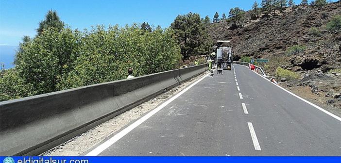 Ограждение длиной более километра защитит TF-82 Adeje-Santiago del Teide