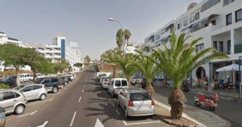 Два человека сбиты и ранены в Arona, на Тенерифе
