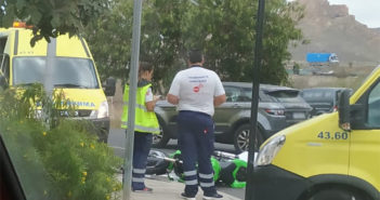 Мотоциклист погиб сегодня в аварии в муниципалитете Arona
