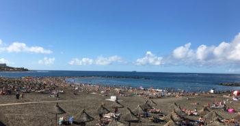 Юг острова Тенерифе продолжает вызывать интерес иностранных туристов