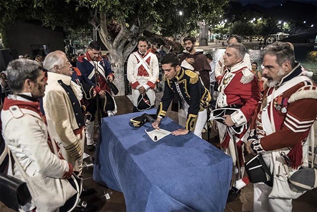 Тенерифе не забыл: 222 года победы над адмиралом Нельсона