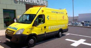 Серьезно ранен в аварии на мотоцикле на Тенерифе