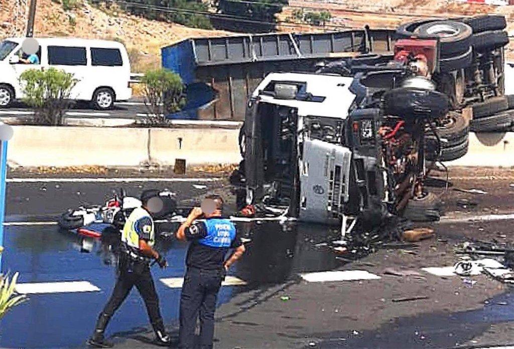 Погибшие и раненые в аварии на юге Тенерифе