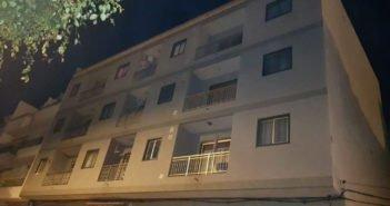 В El Fraile этой ночью эвакуировали здание из-за толчков
