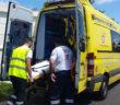 Тяжело ранен мотоциклист в аварии на севере острова Тенерифе
