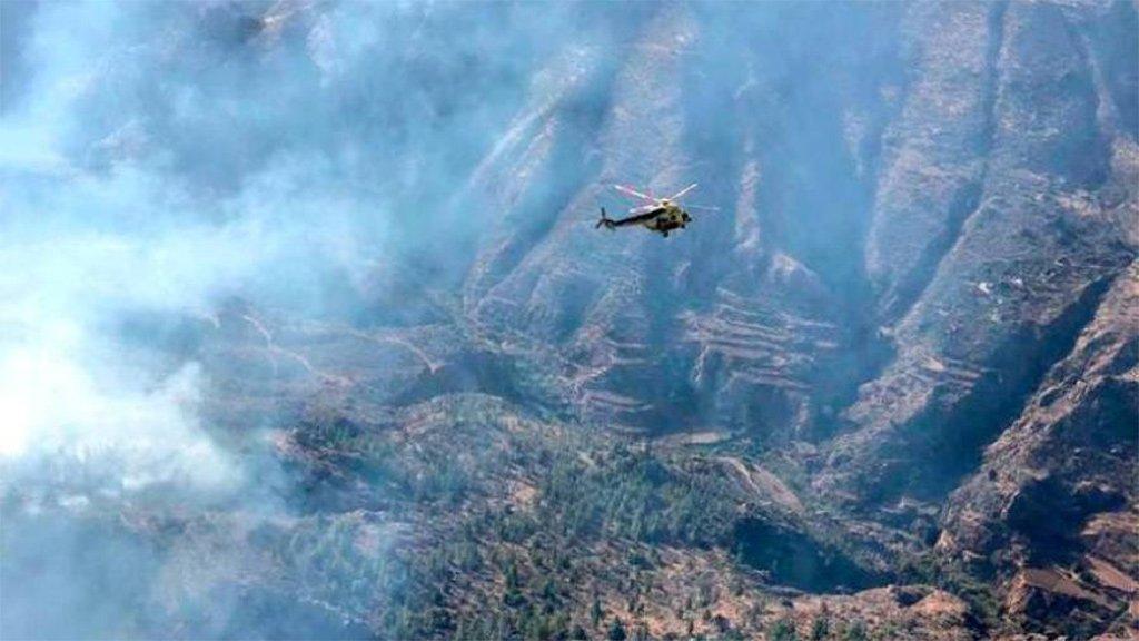 Число эвакуированных превысило 9000 из 8 муниципалитетов