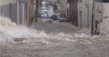 Европа осуждает Испанию из-за того, что на Канарах отсутствуют планы по риску наводнений
