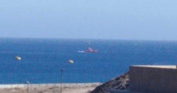 Лодка с нелегалами обнаружена около El Medano, в районе Montaña Roja