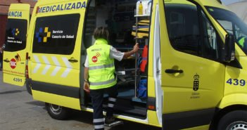 Тенерифе: мотоциклист врезался в автокараван на юге острова