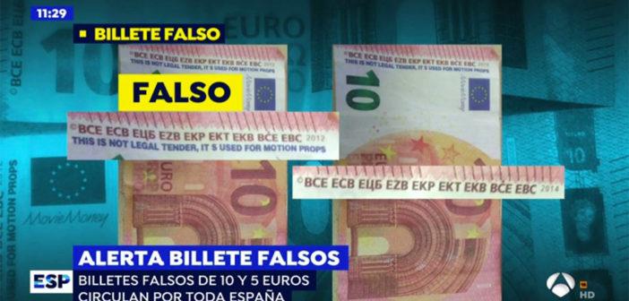 Внимание: в обороте много фальшивых купюр, особенно в 10 евро