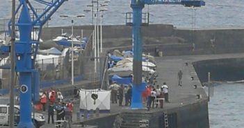 Найдено тело мужчины, пропавшего в водах Puerto de la Cruz
