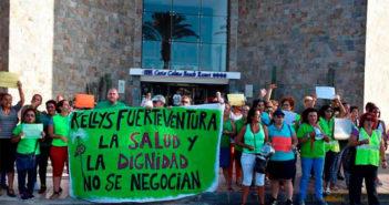 Kellys на Канарах жалуются на увольнения в туристическом секторе
