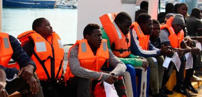 Канарские острова готовятся к увеличению прибытия иммигрантов из Африки