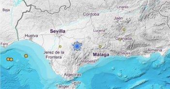 Земля дрожит в разных местах - сегодняшнее землетрясение на материке