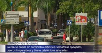 60 миллионов евро - таким может быть штраф за отключение на Тенерифе