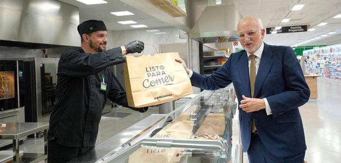 Mercadona открыла на Канарах секцию «Listo para comer»