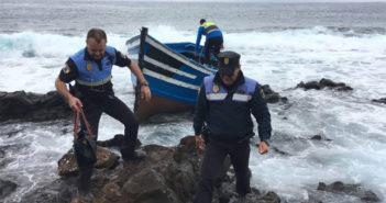 Пятеро погибших иммигрантов сегодня на Канарах
