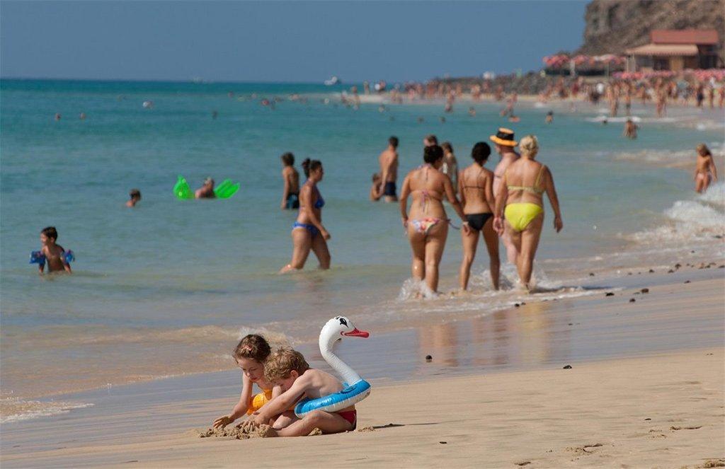 Канарские острова будут наслаждаться Рождеством при 24 градусах