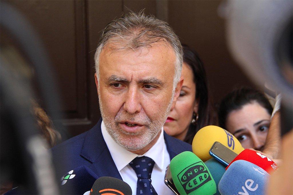 Torres просит срочную встречу с центральным правительством