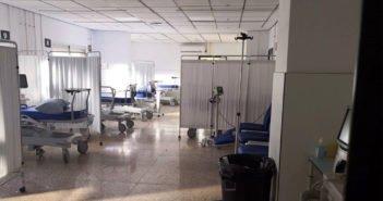 Больницы Тенерифе заполняются больными гриппом
