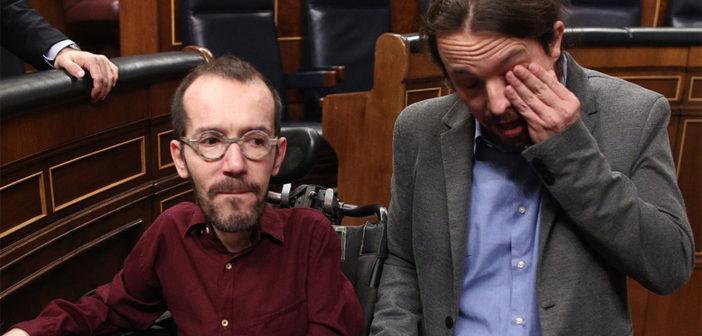Pablo Iglesias расплакался после голосования: да будет правительство!