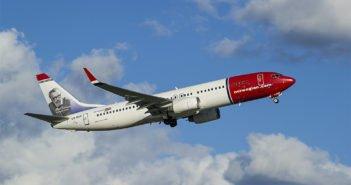 Norwegian присоединяется к политике Ryanair и будет взимать плату за чемодан