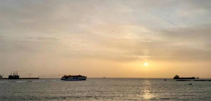Выходные на Канарах: калимы немного меньше и ясное небо