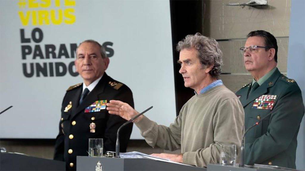 Испания: не исключены дальнейшие ограничительные меры