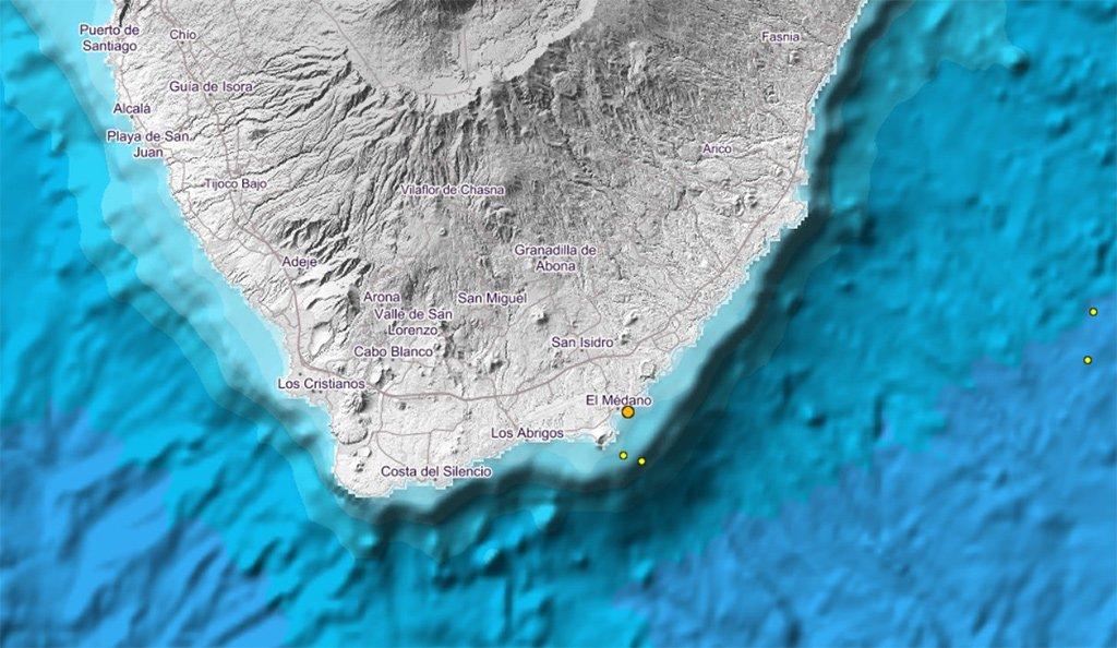 """Немного """"встряски"""" на южном побережье Тенерифе в эти выходные"""