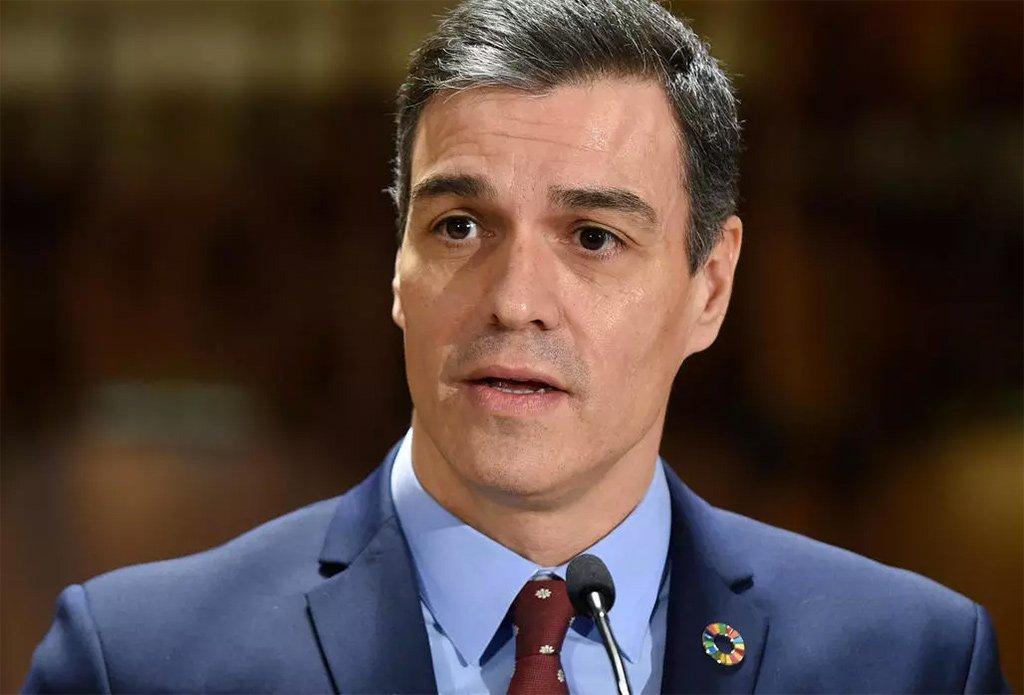 Sánchez до октября будет контролировать свободное передвижение населения