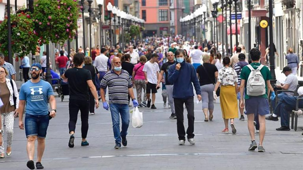 """Минздрав не исключает возвращения в """"confinamiento"""" из-за возврата инфекции"""