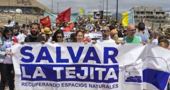 Отель в La Tejita перестанут строить: получен ордер министерства