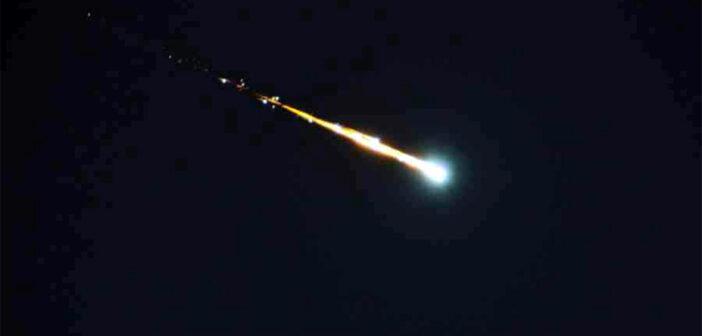 На Тенерифе ищут упавший на севере острова метеорит