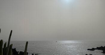 Тенерифе: жара начала спадать, калима уходит