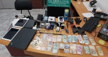 Тенерифе: двое мужчин арестованы за грабежи на юге острова