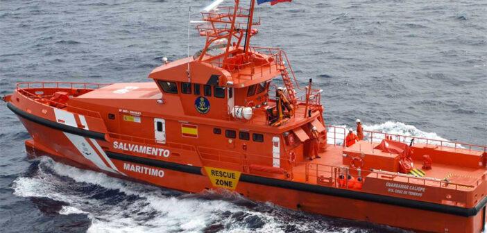 Спасатели доставили вчера на Канары 10 лодок с мигрантами из Африки