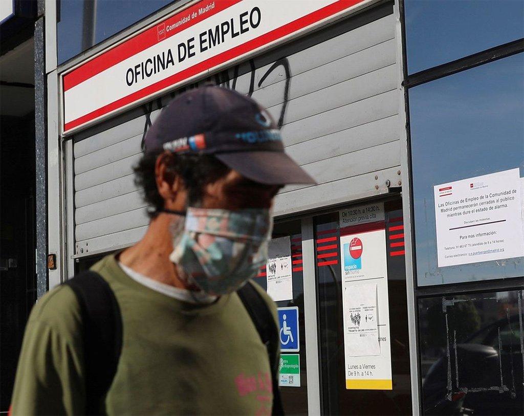 Испания на первом месте в ЕС по уничтожению рабочих мест