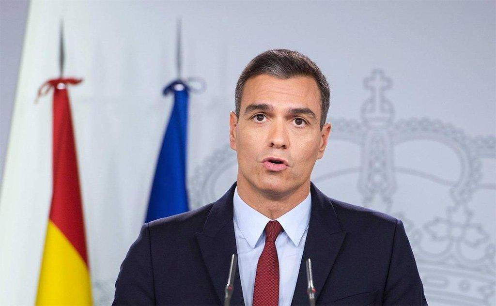 """Совет Министров принял решение об """"estado de alarma"""" по всей Испании"""