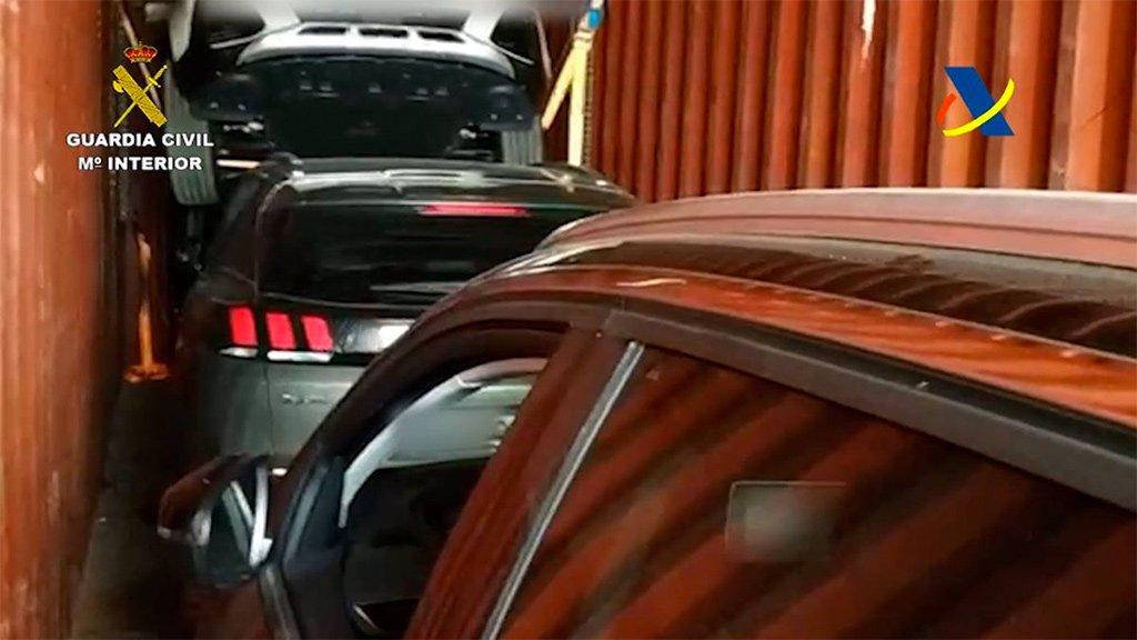 Ворованные в Европе машины шли в Африку. Остановлены на Канарах