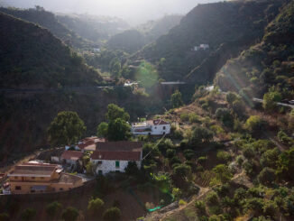 Мигранты-магреби избили женщину на острове Гран Канария