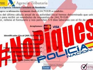 Испания: новая афера, не вздумайте заполнять формуляр